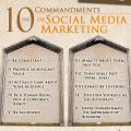 10 commandments of social media marketing