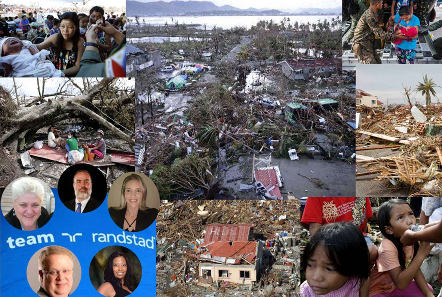 Help victims of Typhoon Haiyan in the Philippines