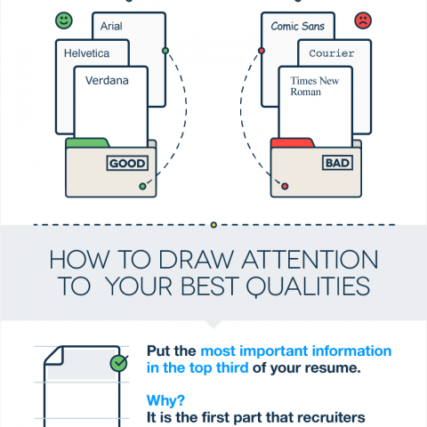 5 minute resume tricks that can land you a job you want