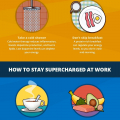 20 ways to boost your energy at work